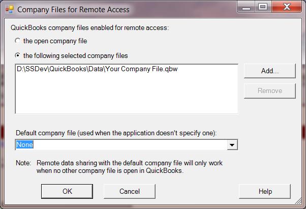 Using ShopSite Order Transfer for QuickBooks